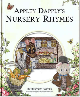 Beatrix Potter Appley Dapply Rhymes - Click Image to Close
