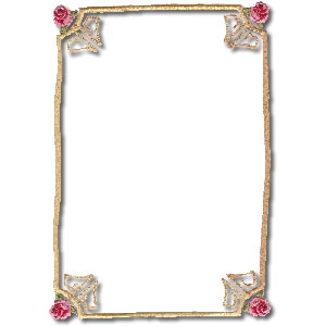 Victorian Frame Angel Greetings P1 - Click Image to Close