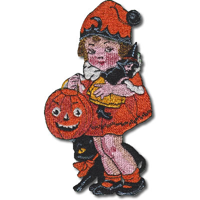 Vintage Halloween Children - Click Image to Close